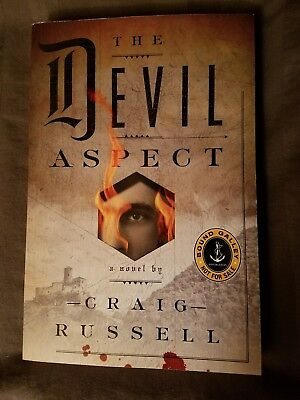 The Devil Aspect by Craig Russell ARC Advance Reading Copy PAPERBACK 3/19