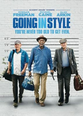 Going In Style Dvd [Uk] New Dvd