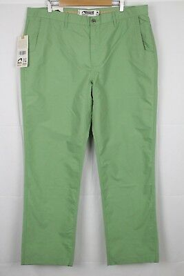 Mountain Khakis Men/'s Poplin Pant Slim Fit Sage Green New NWT