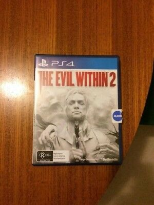 The Evil Within 2 - PlayStation 4 (PS4) Game