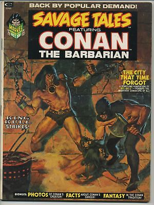 Savage Tales 2 Early Conan!