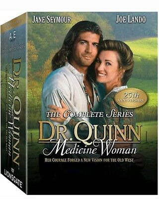 Dr. Quinn, Medicine Woman: The Complete Series [New DVD] Boxed Set, Full Frame