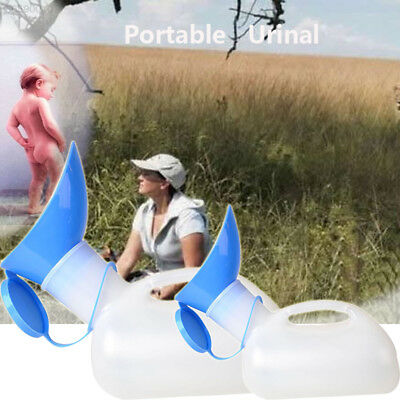 CB92 Unisex Portable Mobile Urinal Toilet For Outdoor Journey Travel Male Urine