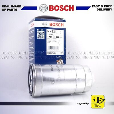 BOSCH FUEL FILTER N1708 FITS BMW 3 2.0 DIESEL GENUINE COMPACT//TOURING