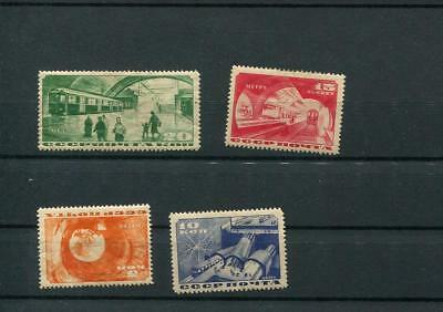 Russia 1935 Mlh 9137