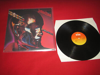 METAL  1 Lp   JUDAS PRIEST  STAINED CLASS