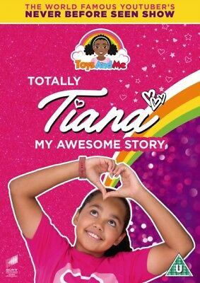 Toys & Me Totally Tiana My Awesome Story, 5035822327627