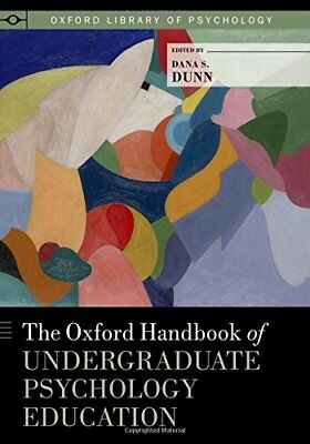 The Oxford Handbook of Undergraduate Psychology Education (Oxford Library of Psy