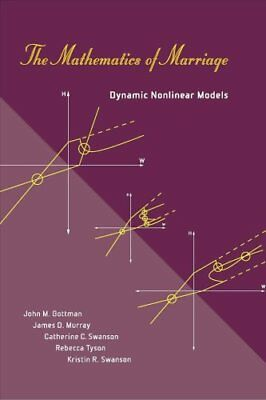The Mathematics of Marriage Dynamic Nonlinear Models 9780262572309