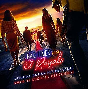 Bad Times At The El Royale - Soundtrack - Michael Giacchino (NEW CD)