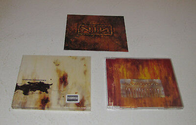 Nine Inch Nails - The Downward Spiral CD / 1994 Industrial Interscope