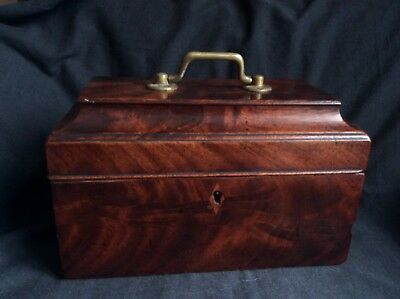 Stunning Regency Burr Walnut? Jewellery Box