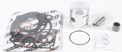 Wiseco Moto Top End Pistone W/ Kit Guarnizioni 48.50MM Stock Compressione PK1904