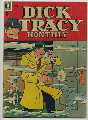 Dick Tracy Monthly 7 Golden Age Crime!