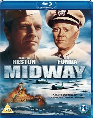 Midway Blu-Ray [Uk] New Bluray
