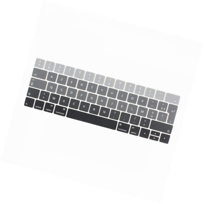TwoL Français Clavier Coque de Protection/Couverture AZERTY pour MacBook Pro 13