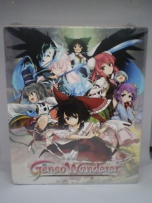 Nip Sealed Touhou Genso Wanderer Double Focus Video Game Ps4 Playstation 4