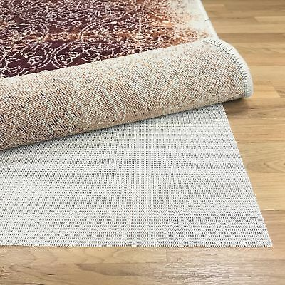 Superior Non-Slip Reversible Hard Surface Area Rug Pad (8' X 10') - 8'