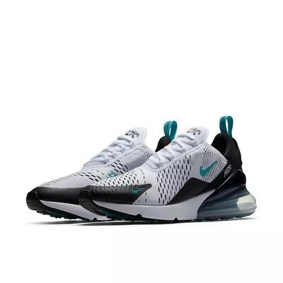 Nike Air Max 270 Dusty Cactus Whote Blue Teal AH8050-001 Running Men's
