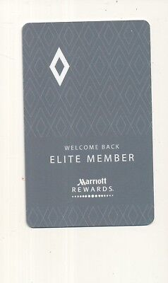 MARRIOTT'S CIIC HOTEL--Autograph Collection----Room Key--K-75