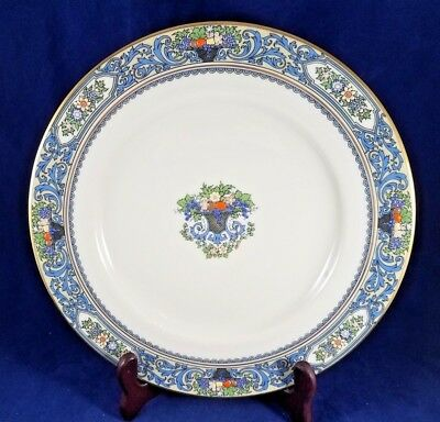 """Lenox AUTUMN (gold backstamp, PRESIDENTIAL COLLECTION) Salad Plate 8 3/8"""""""