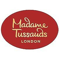 Madame Tussaud's London Tickets x 2 Thursday 14th February 2019 14/02/19
