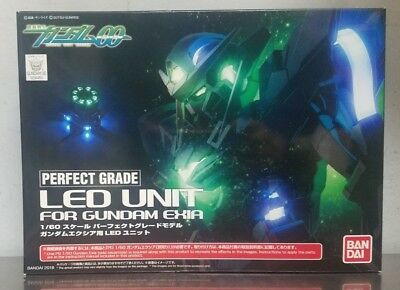 "BANDAI GUNDAM 230450 LED Light UNIT for 1/60 PG GUNDAM EXIA ""Gundam 00"" - NEW!"