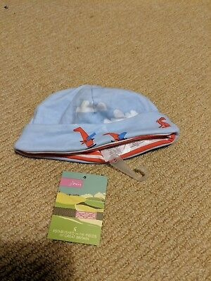 Joules 0-3 Months Baby Hat Brand New With Tags