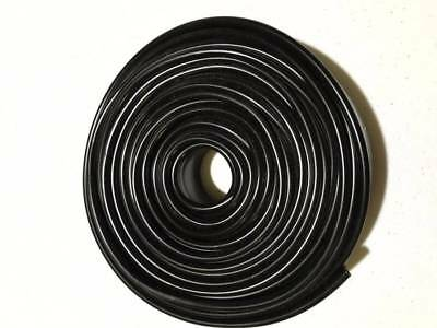 "Vinyl Smooth FENDER WELT 1-3/8"" x 25' with 3/16"" bead for Chevy, Ford or Dodge"