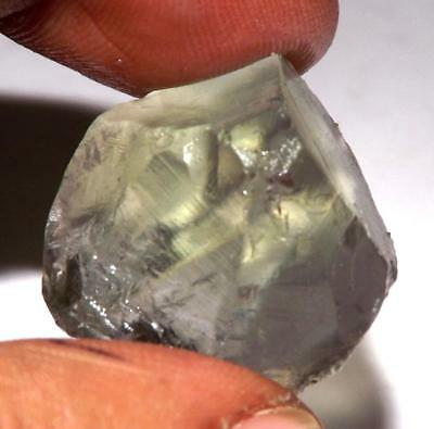 Green Amethyst Prasiolite 25 X 16 mm 49.50 ct Natural Gem Rough Specimen #rga41