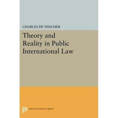 Theory and Reality in Public International Law (Center  - Paperback NEW Charles