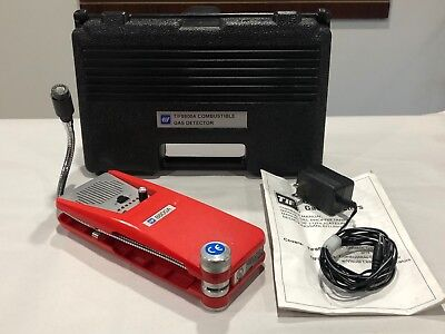 **NICE** TIF Combustible Gas Detector with Case - TIF8800A