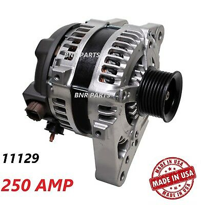 250 AMP 11129 Alternator Toyota Tacoma 4.0L High Output HD NEW 2005-2015