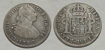 ☆ NICE GRADE !!! ☆ INCREDIBLE !! - SILVER Colonial Coin !!! ☆ SHARP DETAILS !!!