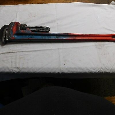 "Ridgid 36"" Pipe Wrench"
