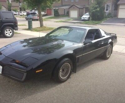 Pontiac Transam 1984 78000km amazing condition Pontiac Transam 1984 78000km amazing condition