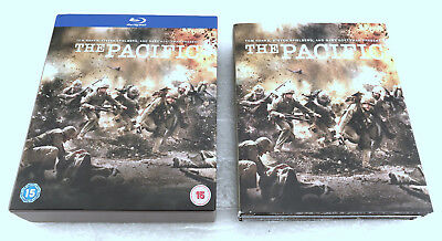 The Pacific: Complete HBO Series (Blu-Ray, 6-disc Set, 2010)