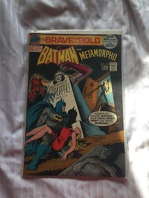 Brave and the Bold 101 Batman Metamorpho 52 pgs VF