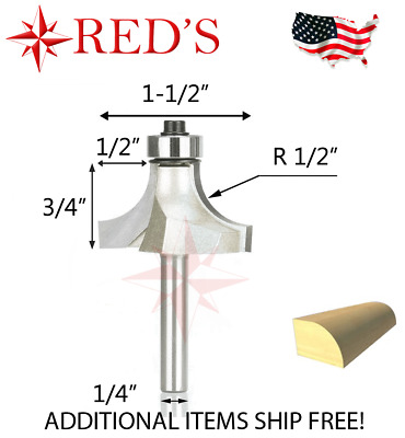 """Tideway Carbide Industrial LC03013208 2/"""" 90 V Groove 1//2/"""" shank router bit"""