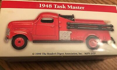 1999 Toy Fire Truck in Box