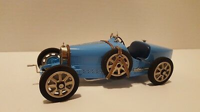 Franklin Mint 1924 Bugatti Type 35 Race Car 1:24 scale RARE