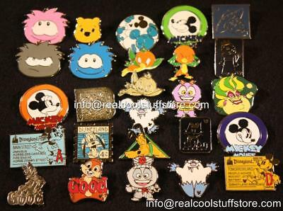 Disney Pin Lot 50 Random - No Duplicates - Trade or Keep - FREE US Shipping - O