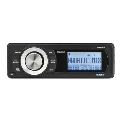 Aquatic Av Bluetooth & Mp3 Media Player W / Am/Fm Aq-Mp-5bt-H