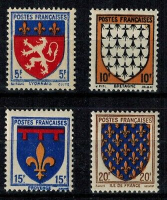 Timbres de France Poste N° 572 --> 575  Neuf **