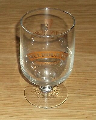 Vintage Melbourns Brewery Ltd..lincs..guinness Half Pint Glass..mega Rare.
