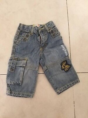 FOX BABY PANTS 6-12 months JEANS