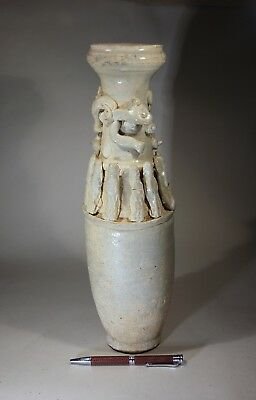 Antique Chinese Large Celadon Vase Song Dynasty 960-1279