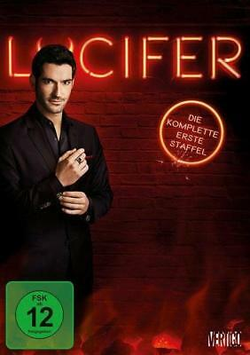 Lucifer S.1, DVD