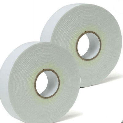 Pack of 2 Double Sided Foam Tape Heavy duty Mounting tape Pictures,decorations