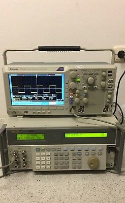 Fluke 5800A Oscilloscope Calibrator + GHz Option